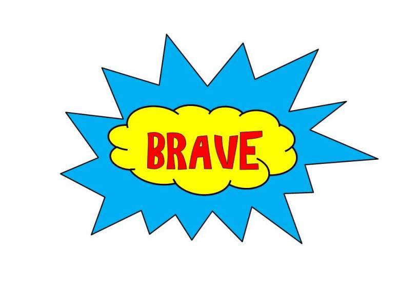 super-brave